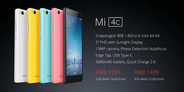 [FAQ] Kamu Mau Beli Xiaomi Mi4c Tapi Masih Bingung? Ini Pertanyaan yang Sering Diajukan Seputar Xiaomi Mi4c