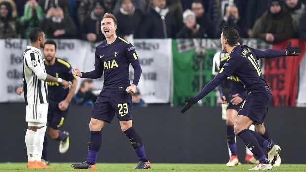 Eriksen Incaran Utama Real Madrid, Tottenham Pasang Harga Selangit