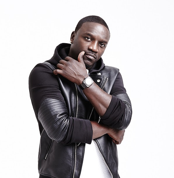 BET Honours Akon with Global Good Award 2016