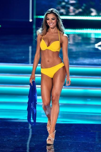 Ella es la nueva Miss Universo, representante de Sudáfrica
