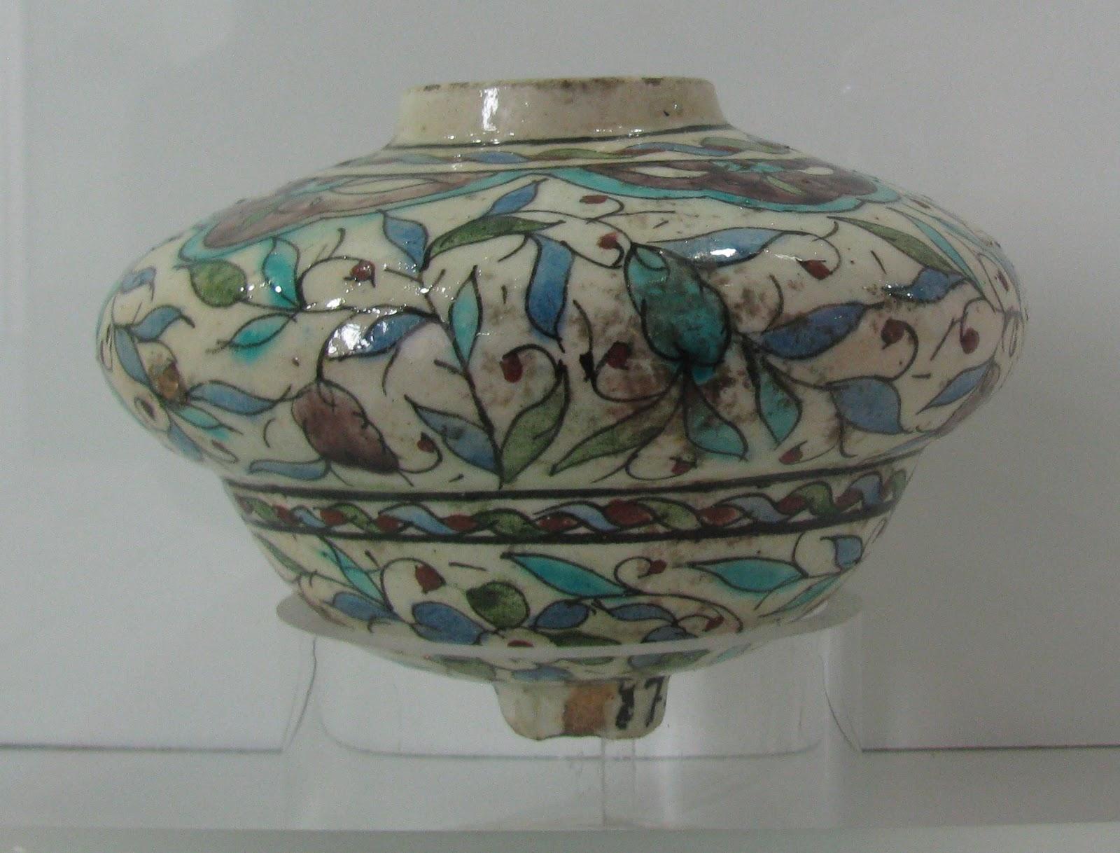 Alix Knipe Ceramics Fulbright Scholar To Turkey