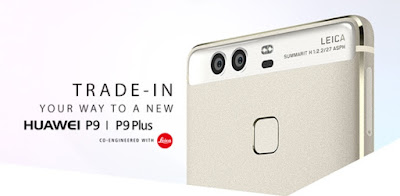 Huawei Announces Trade-in Promo for Huawei P9 and P9 Plus