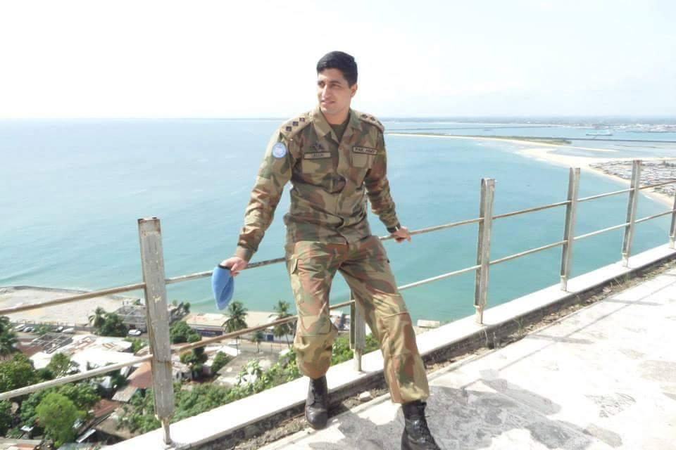 Asian Defence News: Pak Army Captain Umair Killed by Taliban