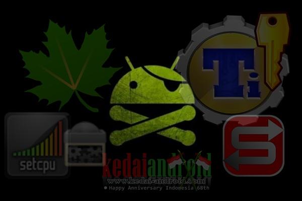 10 Aplikasi Pilihan untuk Perangkat Android dengan Akses Root