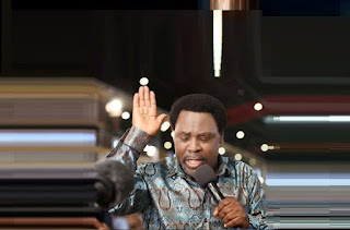 """Stop Bringing 'Dirty Money' To Church"" - Prophet TB Joshua"