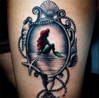 foto 26 de tattoos de princesas