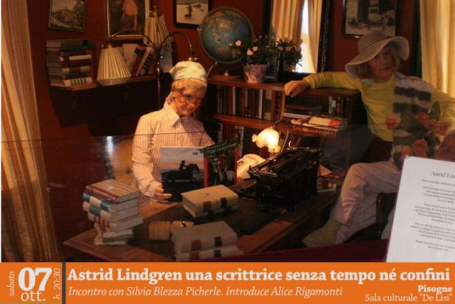 Astrid Lindgren: una scrittrice senza tempo nè confini