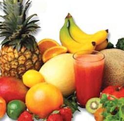 batidos de frutas tropicales
