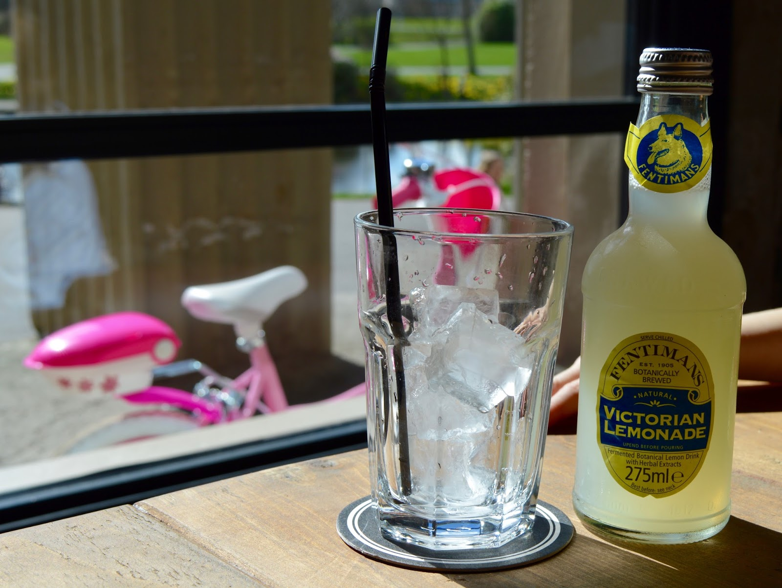 Exhibition Park Newcastle | Wylam Brewery Sunday Lunch | Fentimans Lemonade