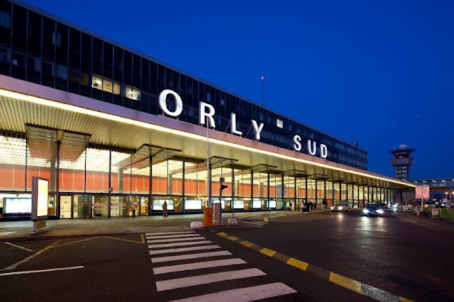 Orly Airport Car rental Service in Paris
