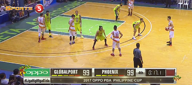 Phoenix def. GlobalPort, 101-99 (REPLAY VIDEO) December 28