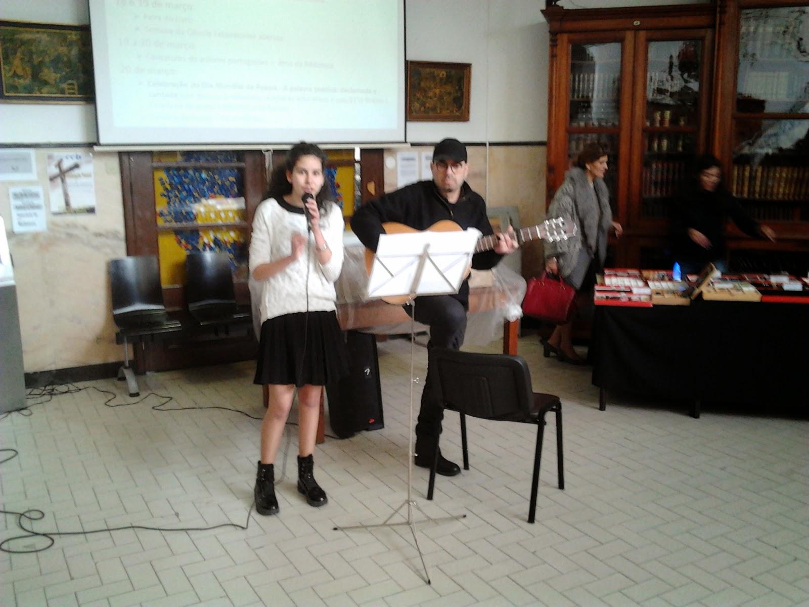 Biblioteca Camilo Castelo Branco VR: Março 2015