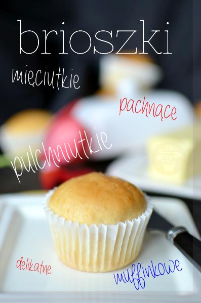 brioszki muffinkowe