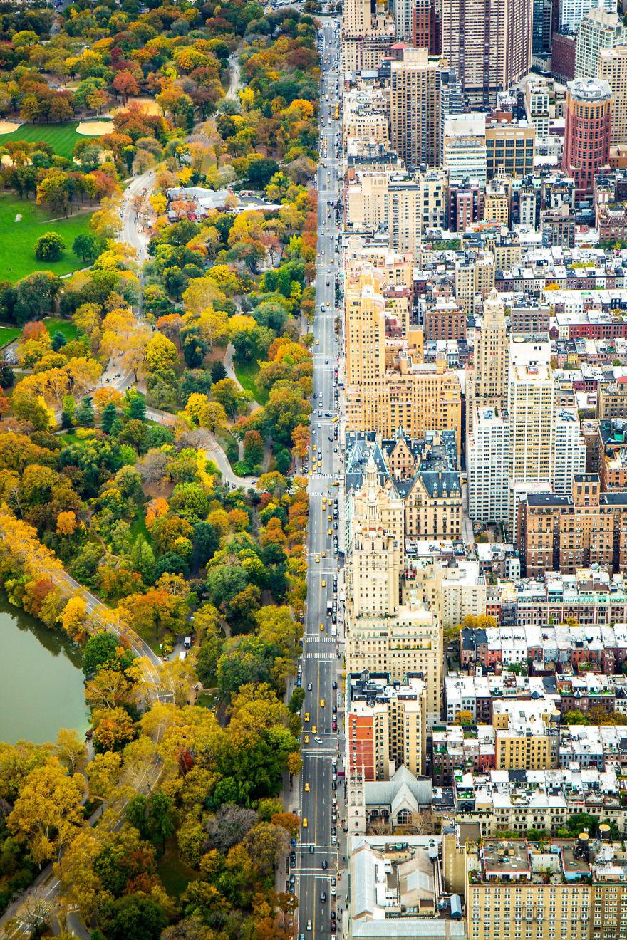 omorfos-kosmos.gr - Απίστευτη αντίθεση ανάμεσα σε δύο κόσμους: Η πόλη vs Central Park της Νέας Υόρκης