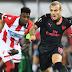 Report: Estrela Vermelha 0-1 Arsenal