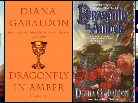 Novel of The Week: Dragonfly in Amber by Diana Gabaldon