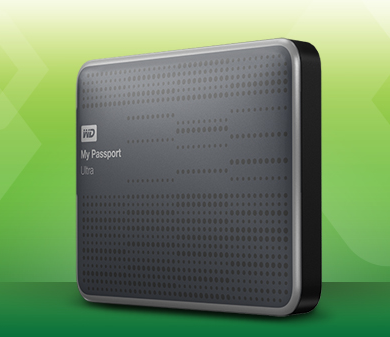 Western Digital's My Passport Ultra Device Review - Defense Against Failure