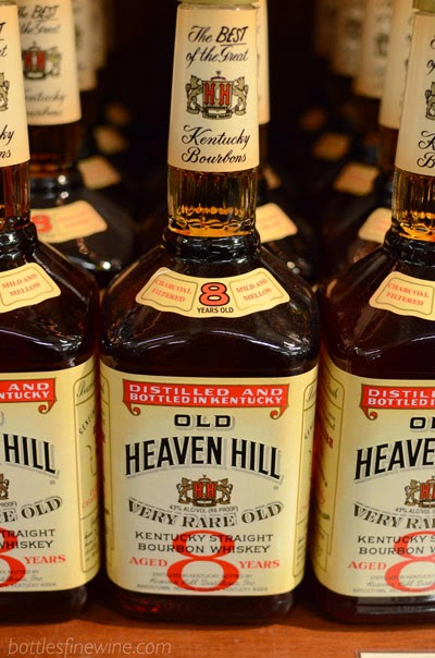 Old Heaven Hill Very Rare Old 8 yr Bourbon Whiskey