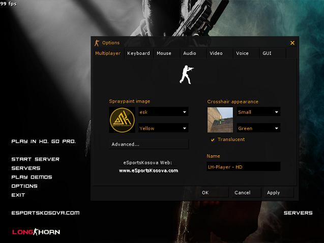Counter-Strike 1.6 HD 2013