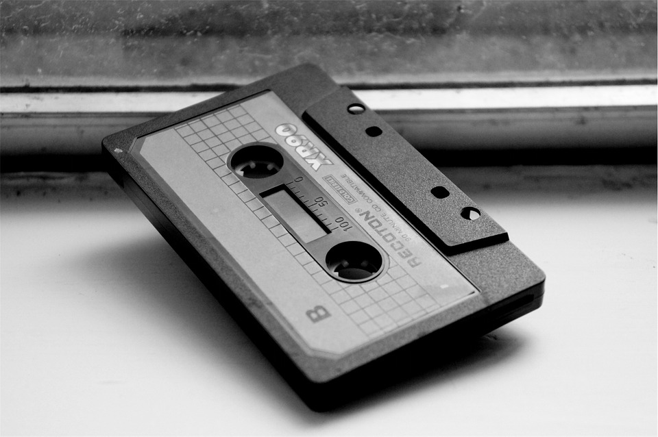 Roots and Blood: How to Covert Cassette Tape Interviews to ...