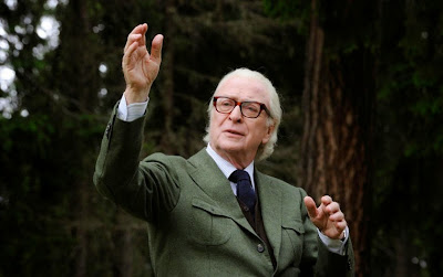 Michael Caine as retired music composer 'Fred' in Paolo Sorrentino's Youth