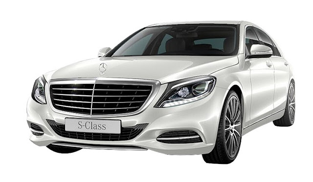 Mercedes-Benz S400 Launched in India
