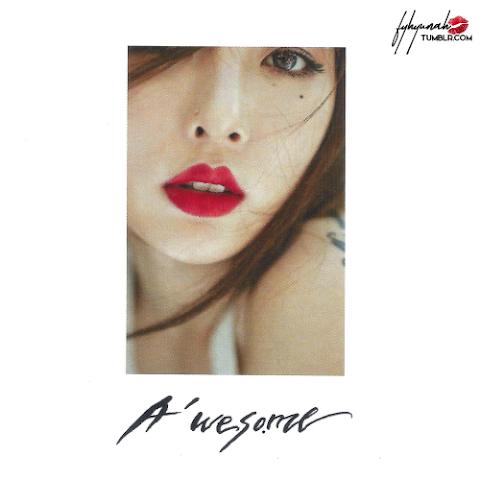 """✰PHOTO✰ """"A'wesome"""" - Zdjęcia z albumu"""