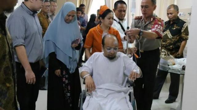 KPK Berjanji Tuntaskan Kasus Novel Baswedan