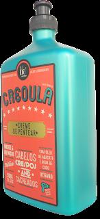 Ingredientes da Composição do novo Creme para pentear Creoula da Lola - produto vegano