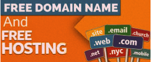 How to Create a Free Website with Free Domain Name And Free hosting |  free web hosting and domain