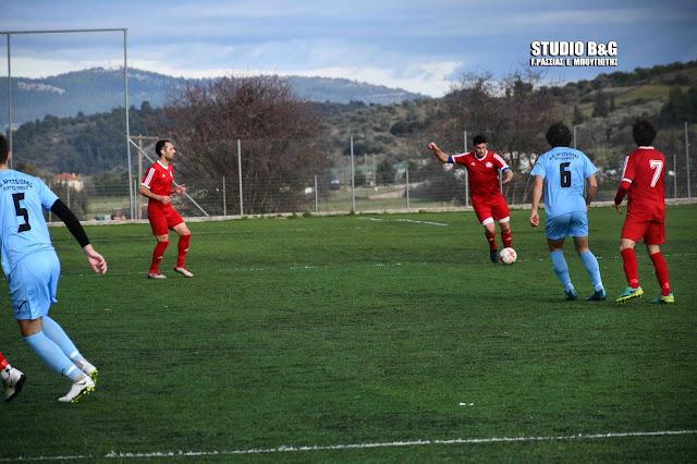 4-0 κέρδισε το Ναύπλιο 2017 τον Αριστείωνα