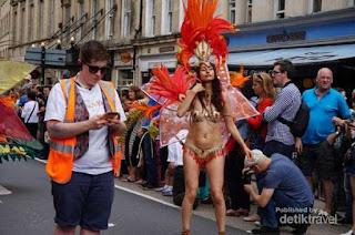 Promo Tiket Pesawat Untuk Menonton Bath Carnival Di Inggris