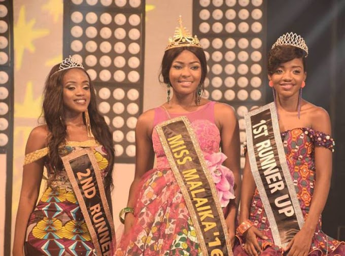 Photos: Leah Brown wins Miss Malaika 2016