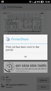 how to print direct from smartphone