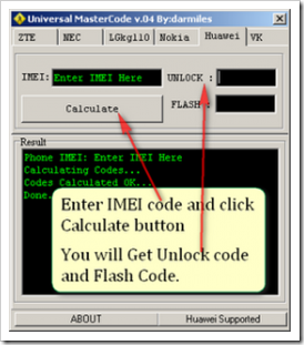 Universal Master Code Calculator |Generator| Software Free Download