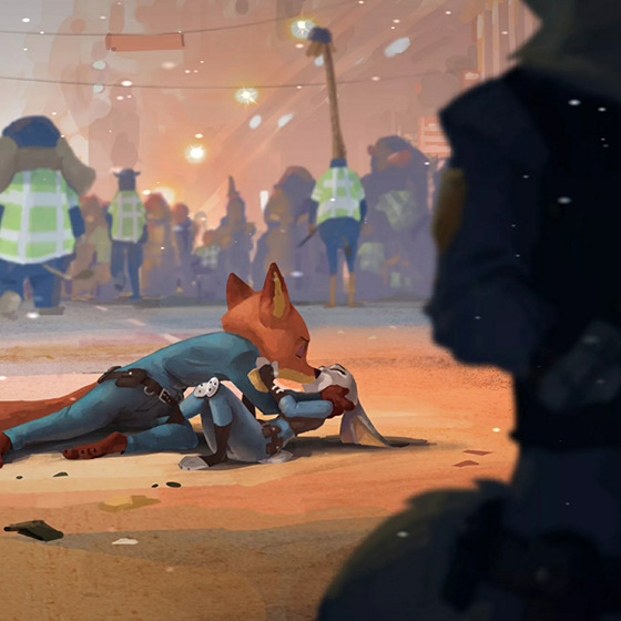 Zootopia Love Faorever Wallpaper Engine