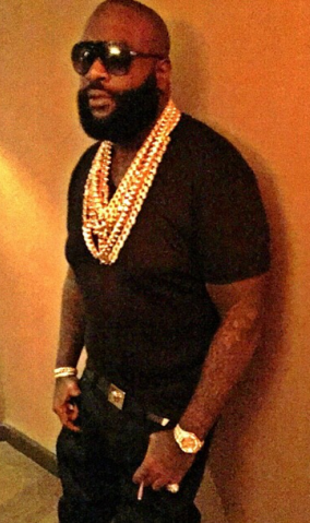 1 Oh yeah? Rick Ross now muscular after drastic weight loss (pics)