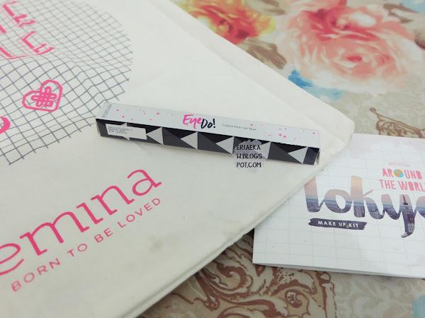 REVIEW: EMINA Eye Do! Crayon Pour Les Yeux Liner (Black)