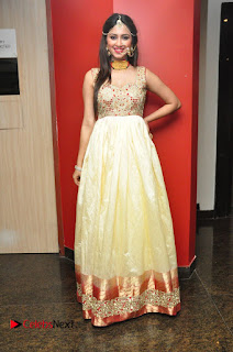 Actress Eshanya Pictures at Women Anthem Album Launch 0114