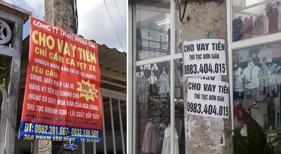 Gia Lai có hơn 859 đầu mối cho vay nặng lãi, với trên 9.000 con nợ
