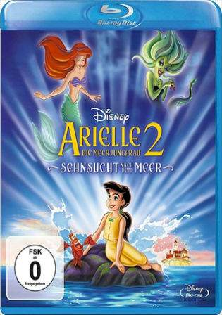 The Little Mermaid 2 Return to the Sea 2000 BluRay Hindi 250MB Dual Audio 480p Watch Online Full Movie Download bolly4u