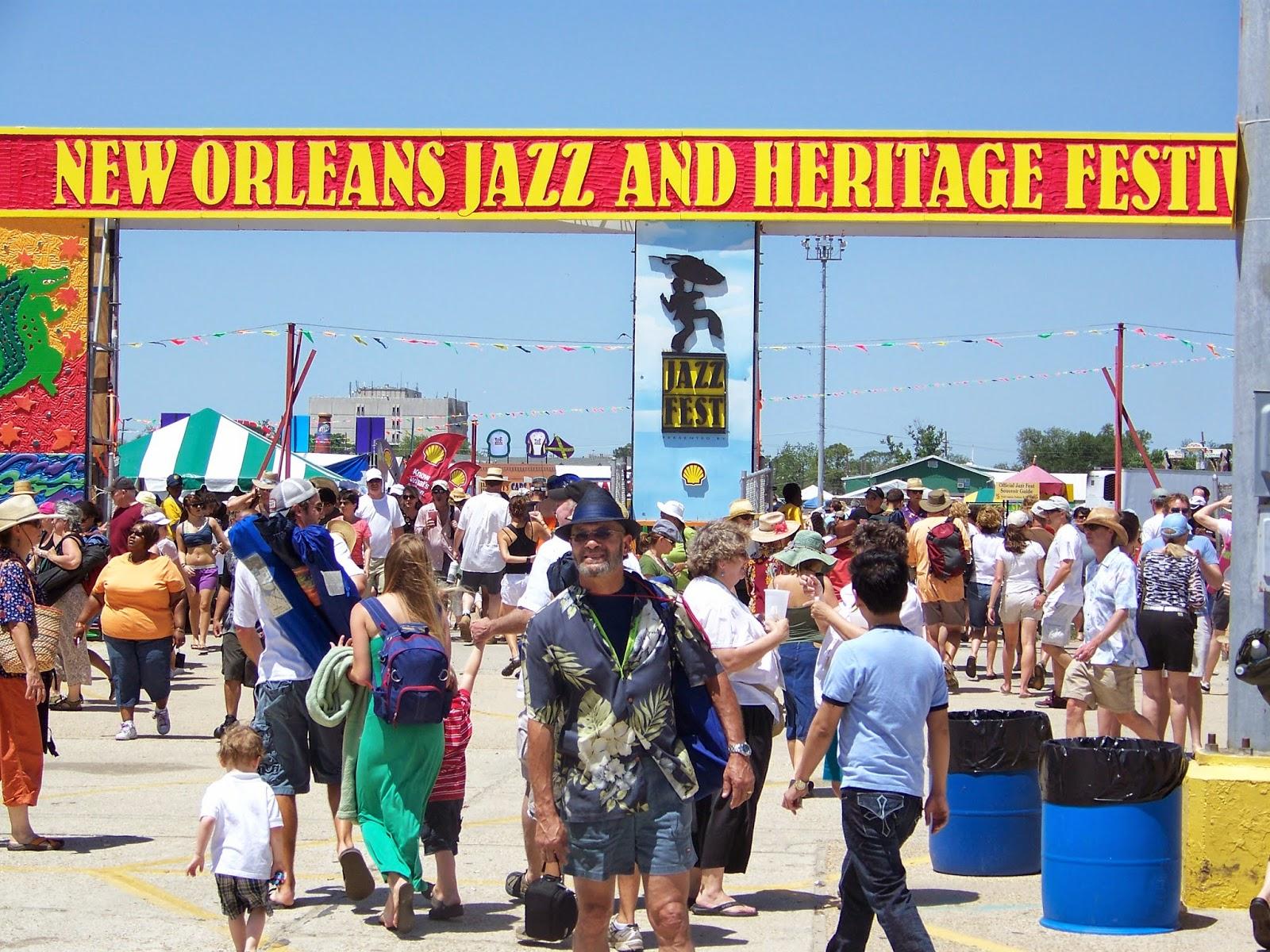 New Orleans Jazz Fest 2018 >> Donald S Blog