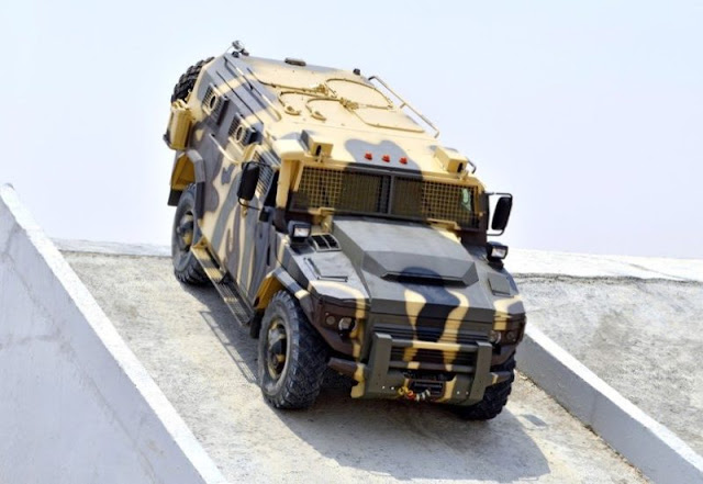 Titanium Falcon APC - Armored Personnel Carrier