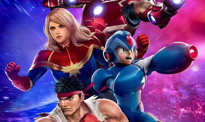 Marvel vs. Capcom: Infinite Will Have 20 Variant Covers Before The Official Game Release.