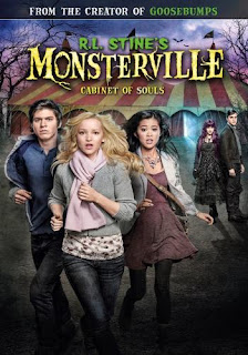 DVD Review - R.L. Stine's Monsterville: Cabinet of Souls