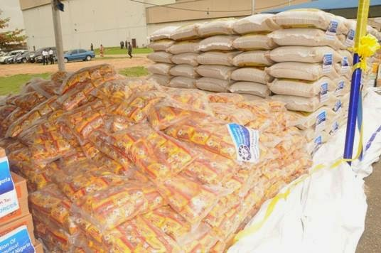Photos: Association of Pharmaceutical Importers of Nigeria donate