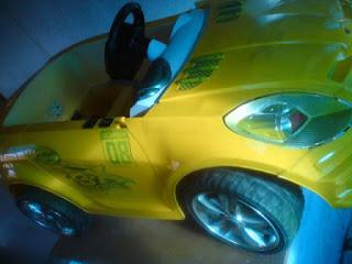 jual mobil mainan aki bekas surabaya
