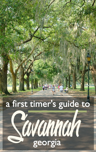 A First-timer's Guide to Savannah, Georgia: Where to Visit, Eat, Shop, and Sleep | CosmosMariners.com