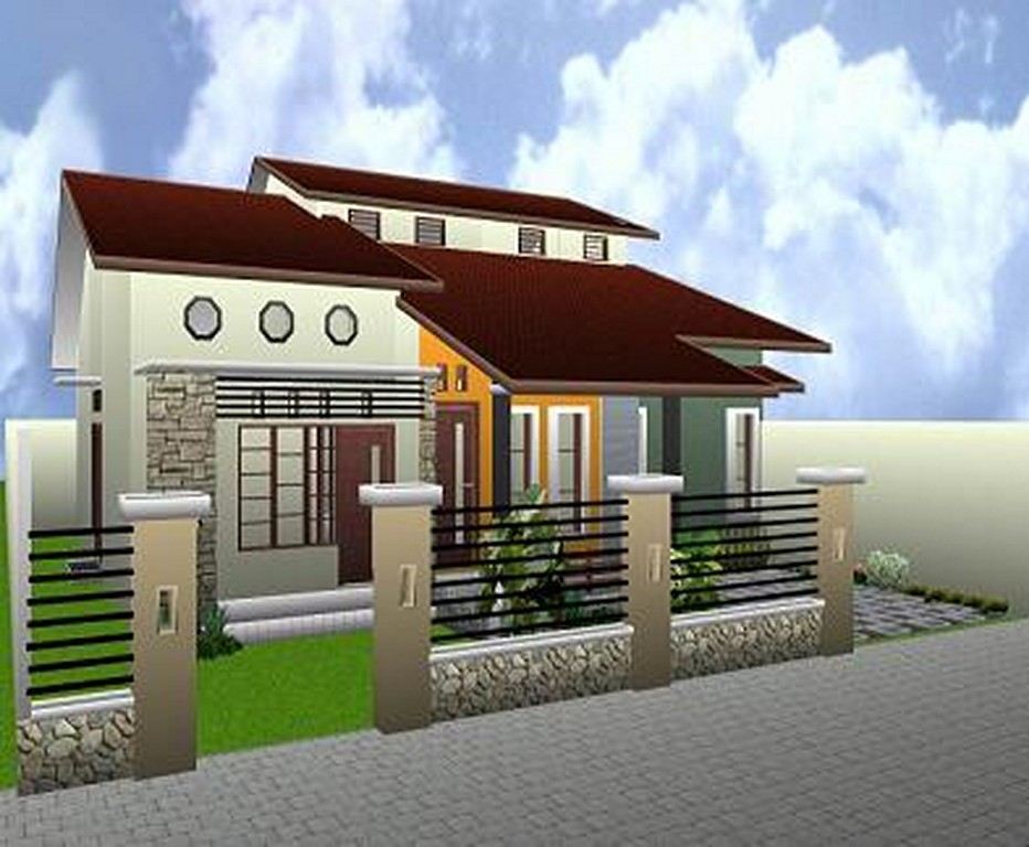 New home designs latest modern homes exterior beautiful for Home front design model