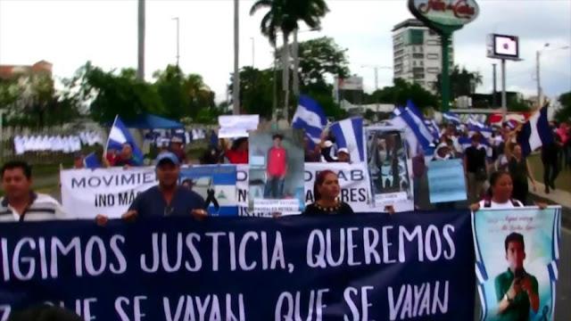 Nicaragua investiga muertes registradas en protestas